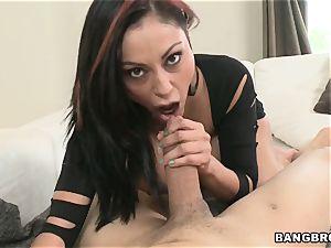 Priya Rai gets some jaws magic working