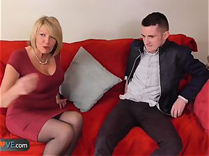 Agedlove mature romped doggy-style