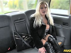fake taxi sex industry star makes debut in london taxi