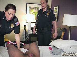 Homemade rock hard bi-racial Noise Complaints make sloppy mega-bitch cops like me humid for gigantic