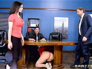 How to bang in the office with Olivia Austin