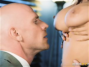Isis enjoy getting pounded by Johnny Sins