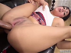 euro maid ass-fuck rough assfuck hump for Lexy Bandera s bday