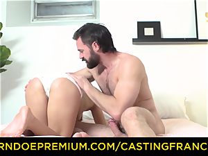 audition FRANCAIS - amateur cutie humped and jism frosted
