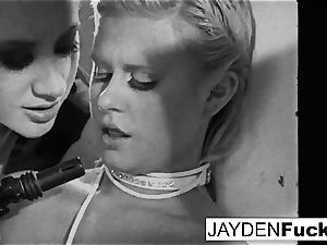 Jayden Jaymes has some fun with Kelly Surfer