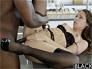 BLACKED My girlfriends steaming sista Cassidy Klein likes bbc