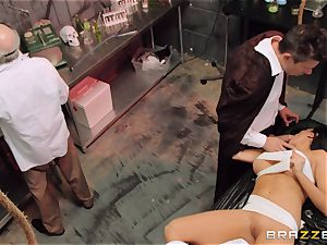 Audrey Bitoni is invented for unspoiled orgy