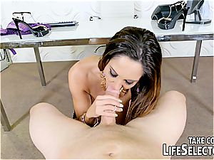 pov hookup with steaming mummies
