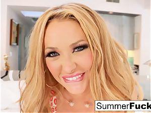 cool Summer bangs her super-fucking-hot boy