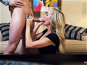Brandi love enjoys to be insatiable