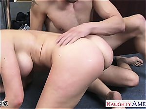 Veronica Avluv nasty for cock after conversing about bang-out