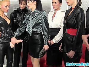 Bukkakke lovinТ lesbian tarts cumdrenched
