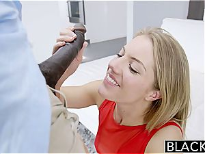 Candice Dare donk humped by immense black lollipop