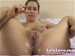 jizm closer and slurp and suck this internal ejaculation of my fuckbox