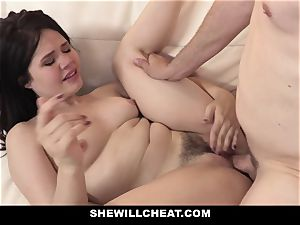 SheWillCheat - asian wife smashed By penetrate buddy