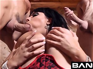 seductive French mummy Anissa Kate Compilation