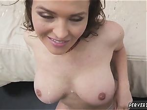mummy vs giant man rod Krissy Lynn in The Sinful Stepmother