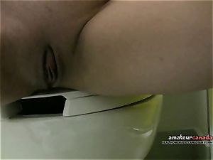 Russian red-haired inhales nads suck off in hotel gloryhole