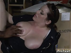 black and pinkish scene 1 warm cougar youthfull guy Cheater caught doing misdemeanor break in